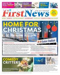 First News Issue 601 issue First News Issue 601