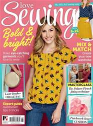 Love Sewing issue Issue 48