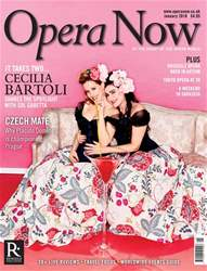 Opera Now issue January 2018