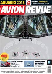 Avion Revue Internacional España issue Anuario 2018