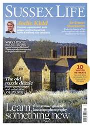 Sussex Life Magazine Cover