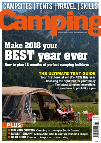 Camping issue February