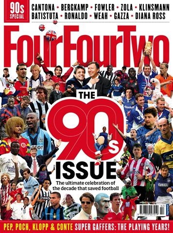 Four Four Two issue February 2018
