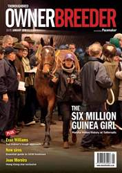 Thoroughbred Owner and Breeder issue January 2018 - Issue 161