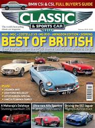 Classic & Sports Car issue February 2018