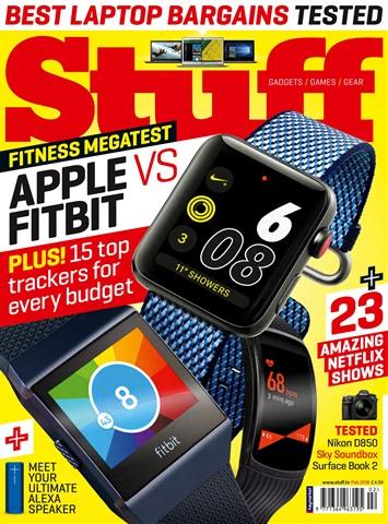 Stuff issue February 2018