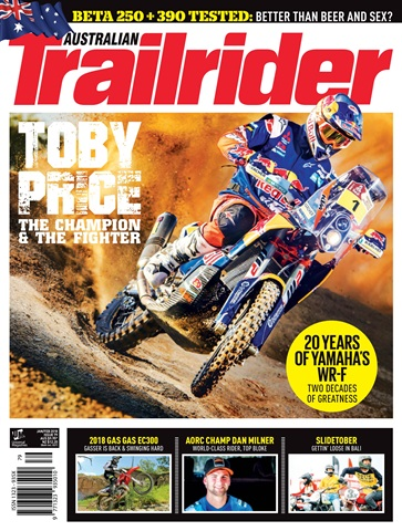 Trailrider issue Issue#79 January