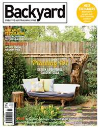 Backyard issue Issue#15.5 2018