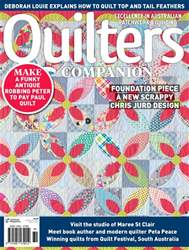 Quilters Companion issue Issue#89 - 2018
