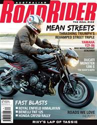 Australian Road Rider issue Issue#142 Jan 2018