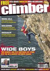 Climber Nov11 issue Climber Nov11