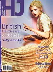 Hairdressers Journal issue January 2018