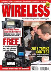 Practical Wireless issue February 2018