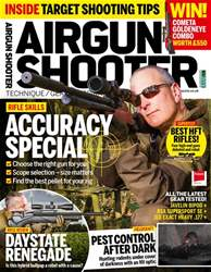 Airgun Shooter issue February 2018