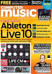 Computer Music issue February 2018