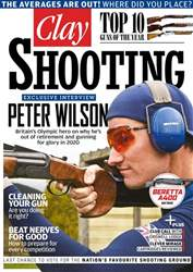 Clay Shooting issue January 2018