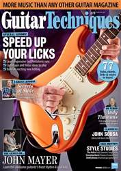Guitar Techniques issue February 2018