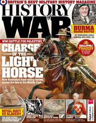 History of War issue Issue 50
