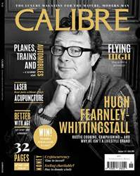 CALIBRE issue Issue 15