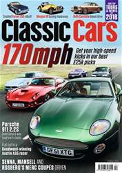 Classic Cars issue February 2018
