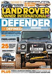 Land Rover Owner issue February 2018