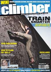 Climber Oct11 issue Climber Oct11