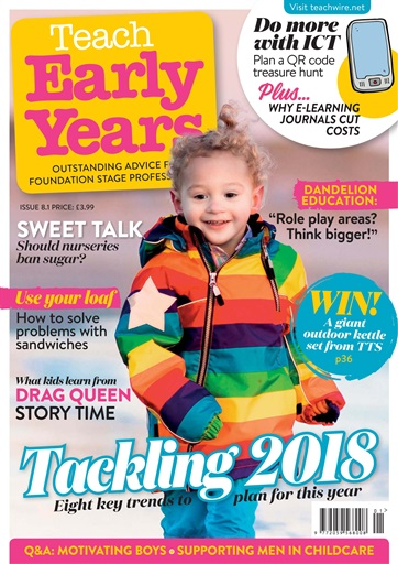 Teach Early Years Digital Issue