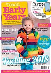 Teach Early Years issue Vol.8 No.1
