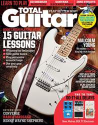 Total Guitar issue January 2018