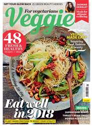 Veggie Magazine issue Jan-18