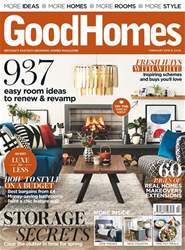 GoodHomes Magazine issue February 2018
