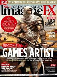 ImagineFX issue February 2018