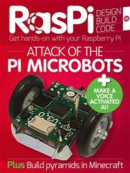 RasPi issue Issue 42