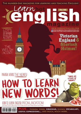 Learn Hot English issue 188