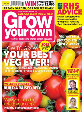 Grow Your Own issue Feb-18