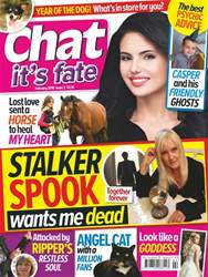 Chat Its Fate issue February 2018