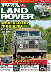 Classic Land Rover Magazine issue   February 2018