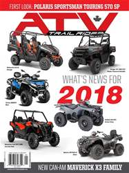 ATV Trail Rider issue JANUARY/FEBRUARY 2018