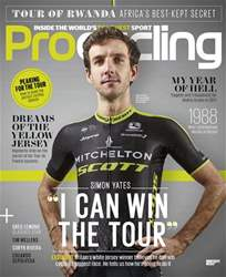 Procycling issue January 2018