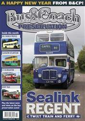 Bus & Coach Preservation issue   February 2018