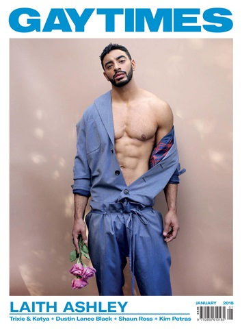 Gay Times issue January 18