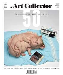 Art Collector issue Issue 83