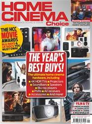 Home Cinema Choice issue Jan YrBk 2017