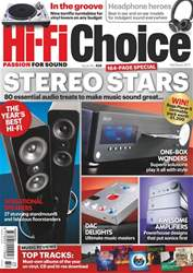 Hi-Fi Choice issue Year Book 2017
