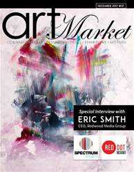 Art Market Magazine issue #37 December 2017