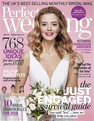 Perfect Wedding issue February 2018