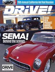 Drive issue February 2018
