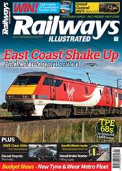 Railways Illustrated issue   February 2018