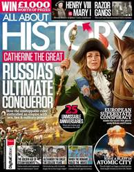 All About History issue Issue 60