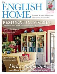 The English Home issue February 2018